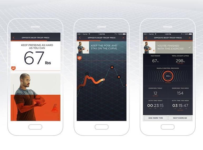 Activ5 Smartphone App