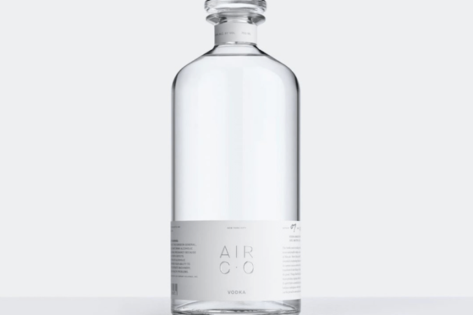 Air Co. Wodka aus Kohlendioxid