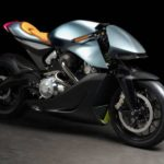 Brough Superior und Aston Martins Motorrad AMB 001
