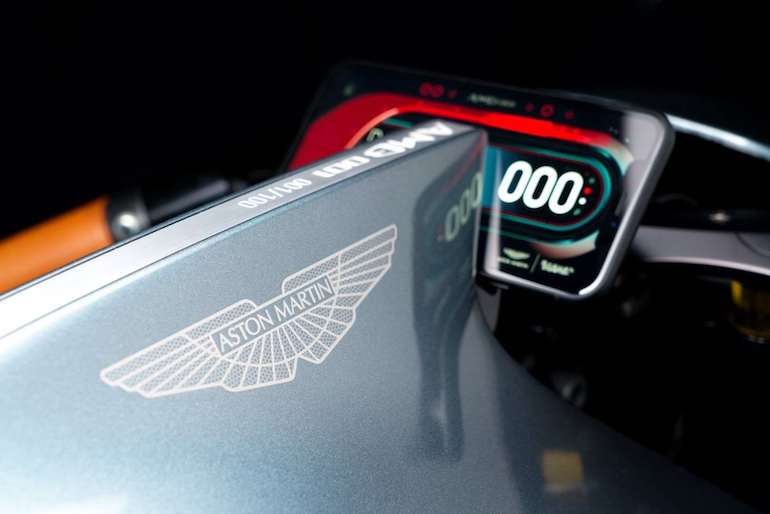 AMB 001 Motorrad Cockpit