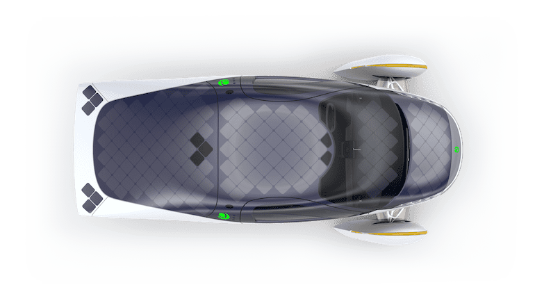 Aptera Elektro- und Solarauto