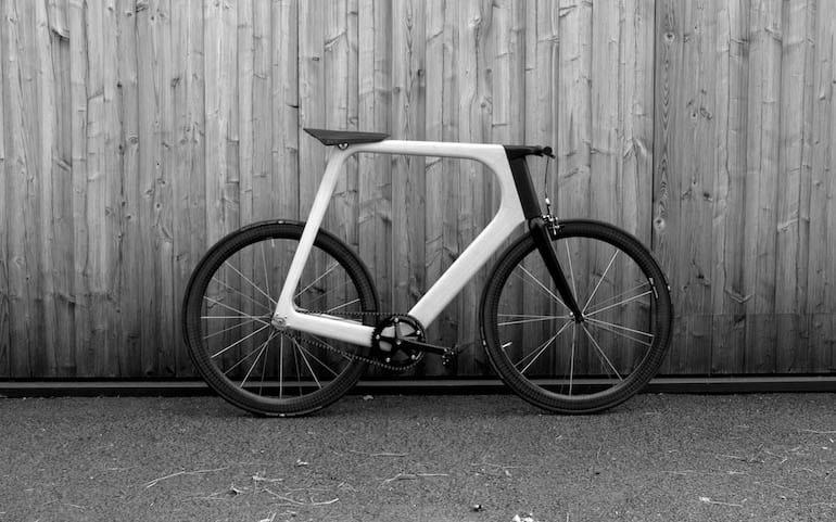 Arvak Holz-Fahrrad