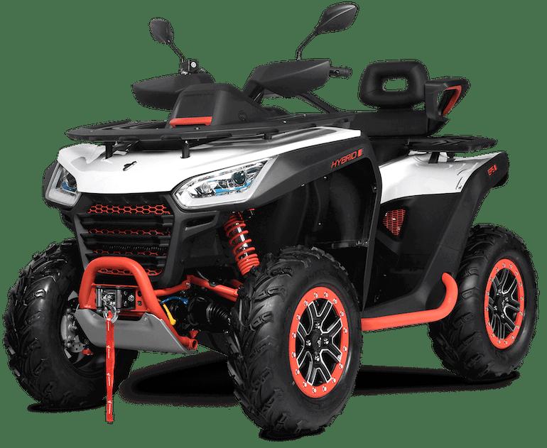 ATV Snarler Segway Powersports