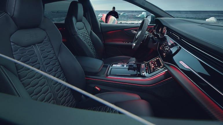 Audi RS Q8 Innenraum - Cockpit