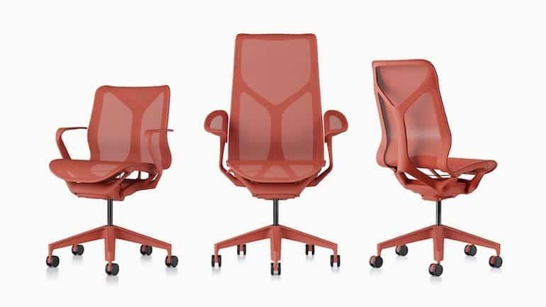 Cosm Stühle von Herman Miller