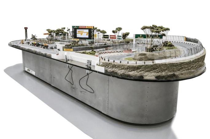 Formular 1 Slot Car Racetrack Abbildung