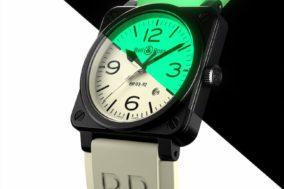 BR03-92 Full Lum Uhr