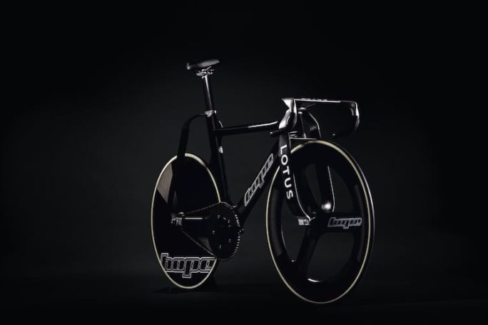 HB.T Bike von Hope Technology und Lotus Engineering