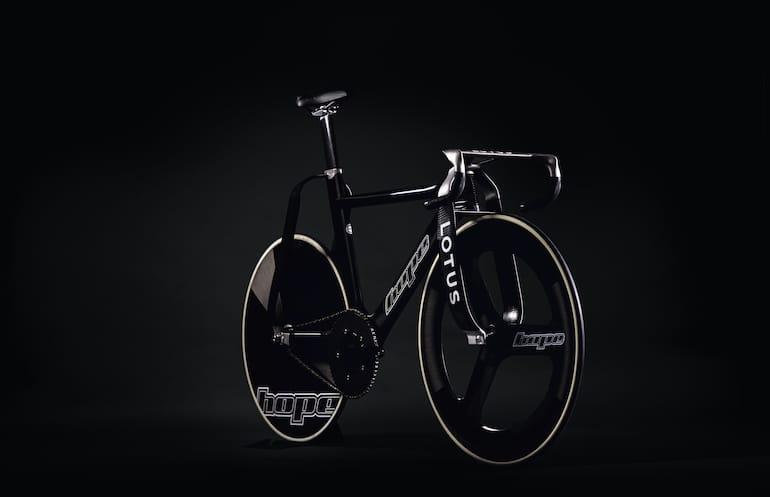 HB.T Bike von Hope Technology und Lotus Engineering