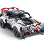 Lego Top Gear Rally Car 42109 Building Kit