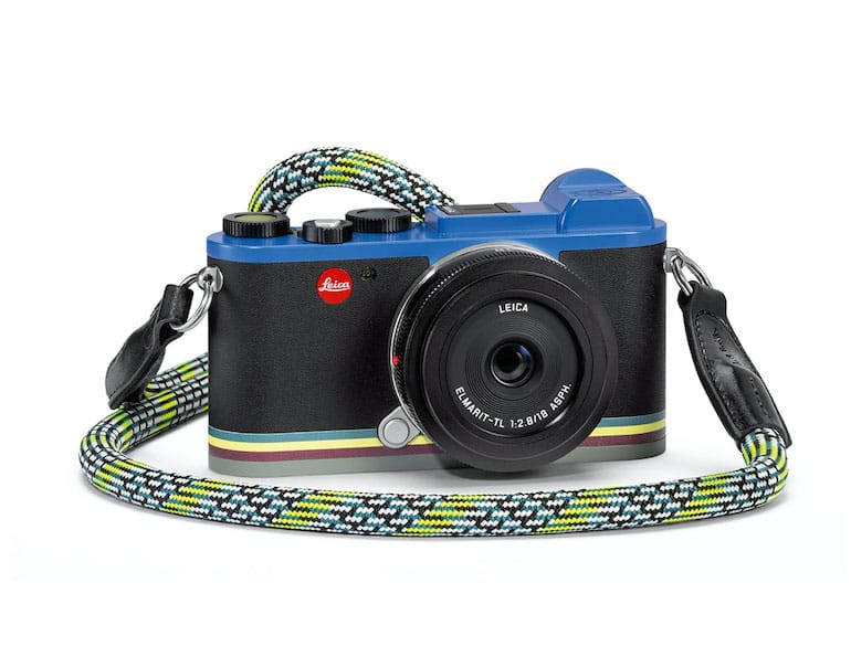 Leica CL Edition Paul Smith Kamera
