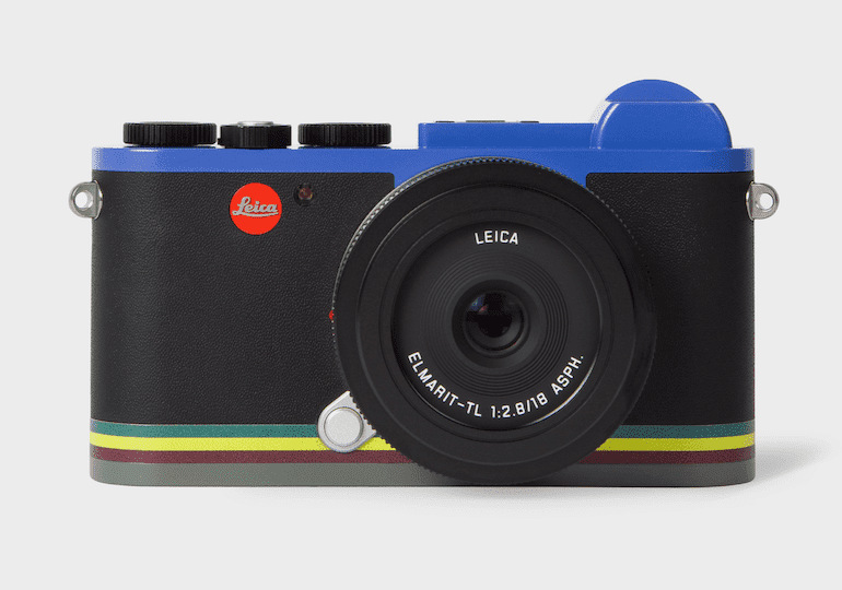 Paul Smith for Leica Kamera