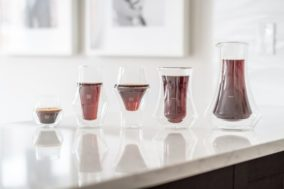 Propel Espresso Gläser von Kruve