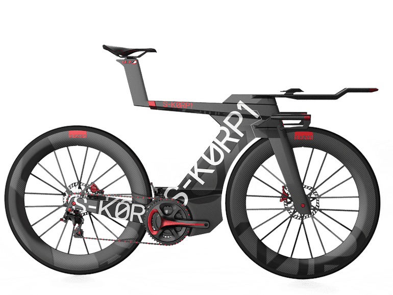 S-Korp1 Triathlon Bike