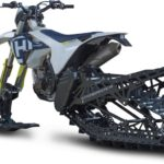 Snowrider — it is #1 snowbike kit in Europe
