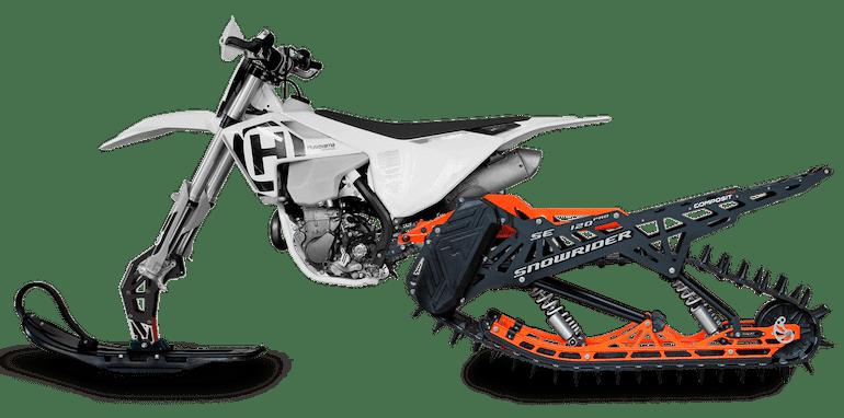 "Snowrider SR120"" PRO-SE"