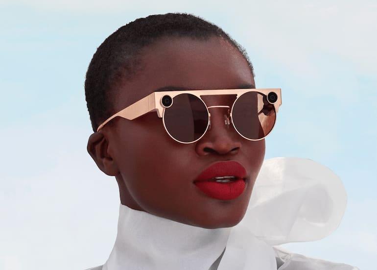 Spectacles 3 Kamerabrille von Snapchat @spectacles.com