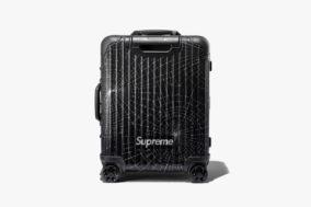 Supreme x Rimowa 2019 Koffer