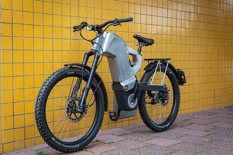 Trefecta RDR E-Bike