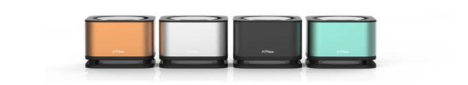 AIRBOX Luftreiniger - Farben