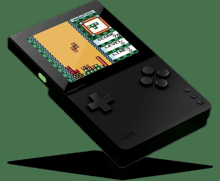 Analogue Pocket Spiel
