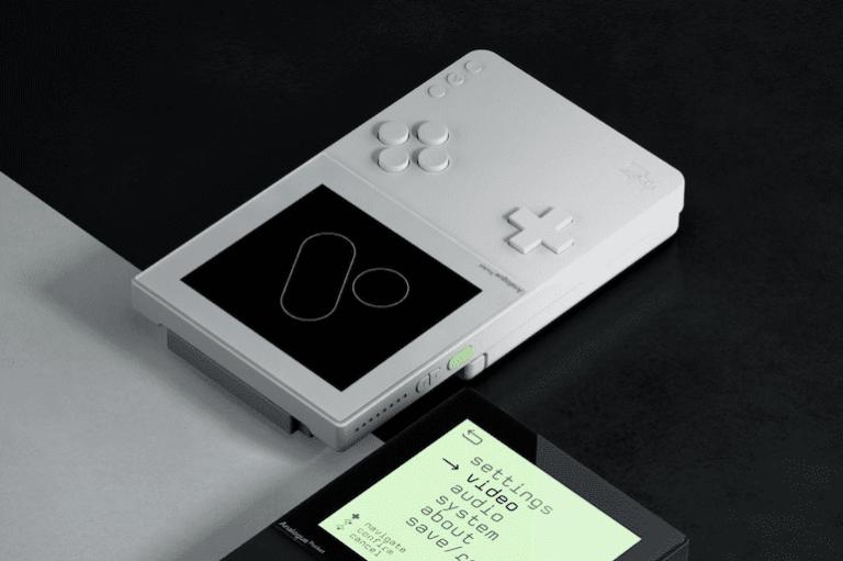 Analogue Pocket Handheld-Konsole