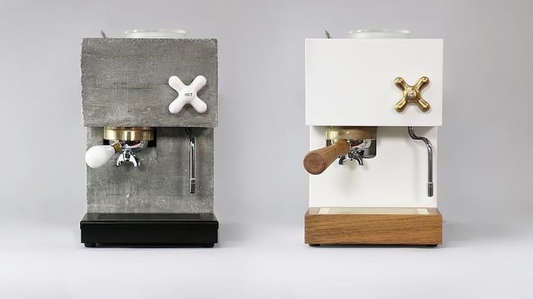 AnZa Coffee - Espresso Maschine