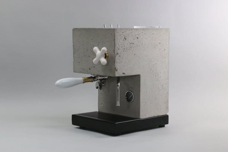 anza coffee machine espresso