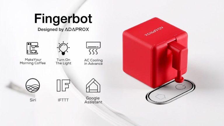 Fingerbot von Adaprox