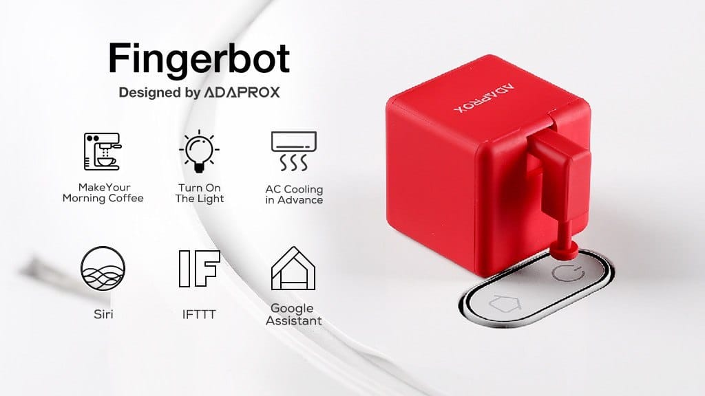 Fingerbot von Adaprox