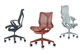 Herman Miller Cosm Chair Farben