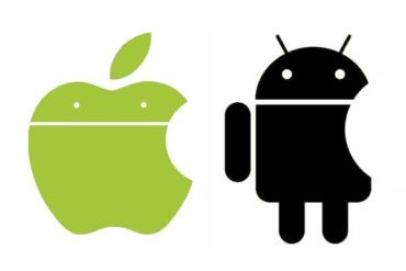 iOS vs Android Logos