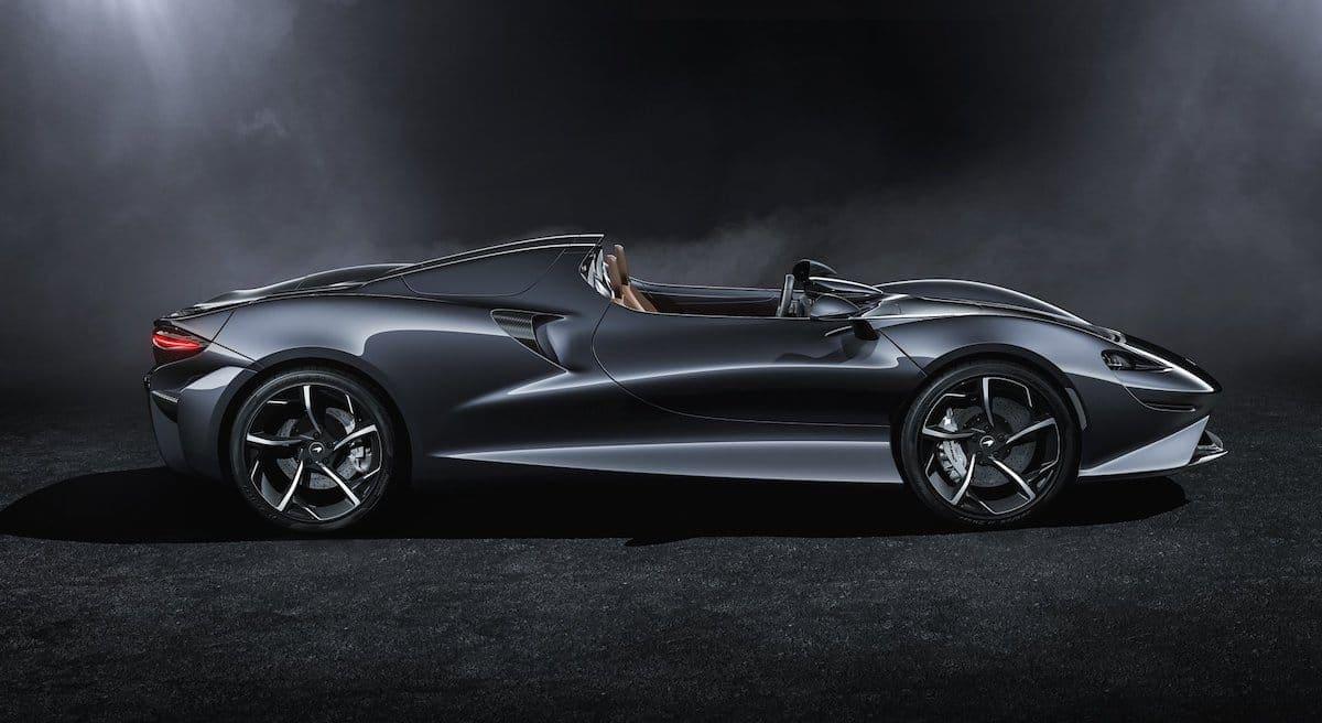 McLarenElva Roadster