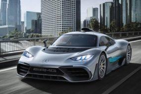 Mercedes-AMG One Hypercar