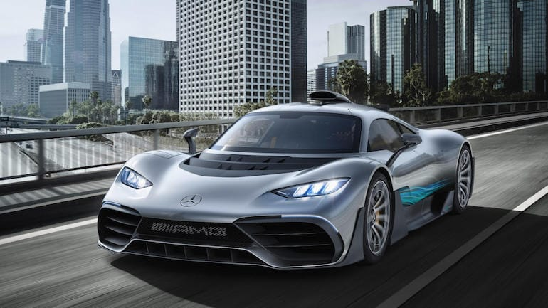 Mercedes-AMG One Hypercar