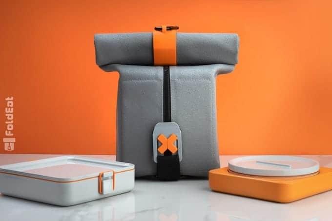 Foldeat Lunchbox