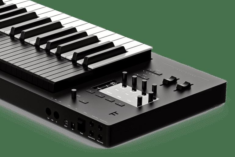 Osmose Keyboard Details