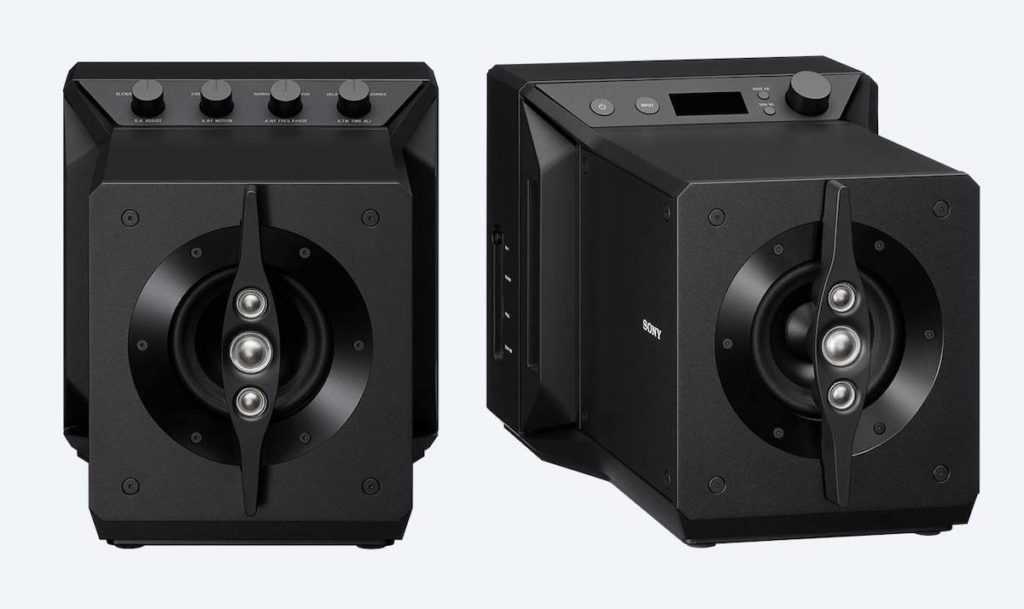 SA-Z1 Hi-Res Near Field Powered Speaker System Signature Series