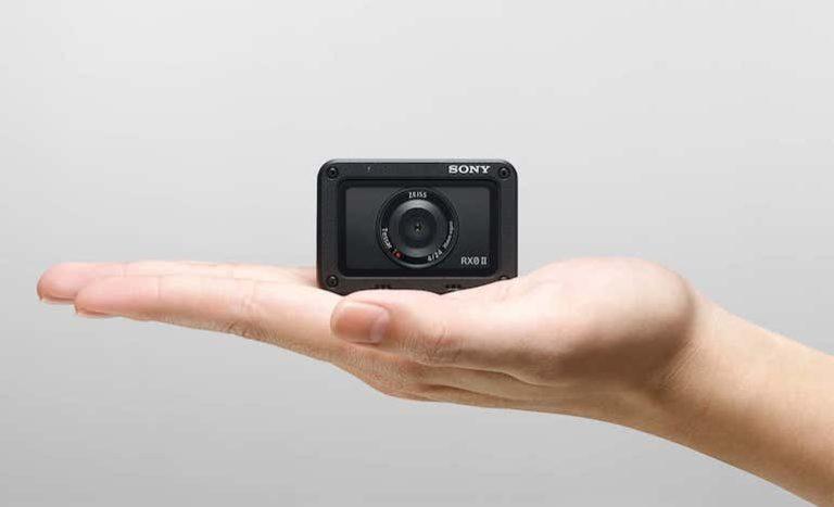 Sony Digital Camera 4K DSC-RX0M2 Cyber-Shot RX0 II