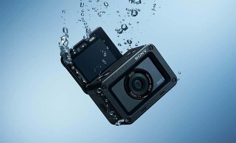 Sony RX0 II - Wasserfest und Staubgeschützt