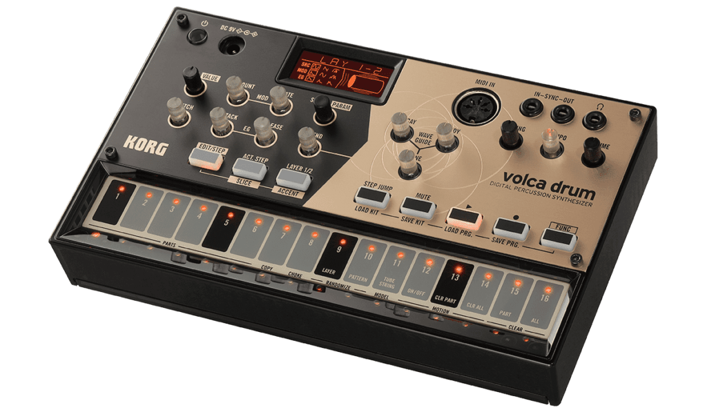 Volca Drum Synthesizer