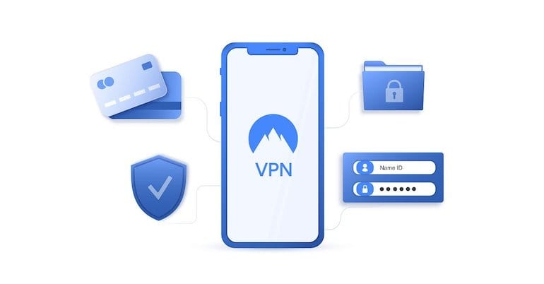 VPN Abbildung