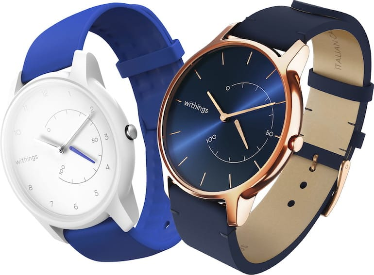 Withings Move Armbanduhr