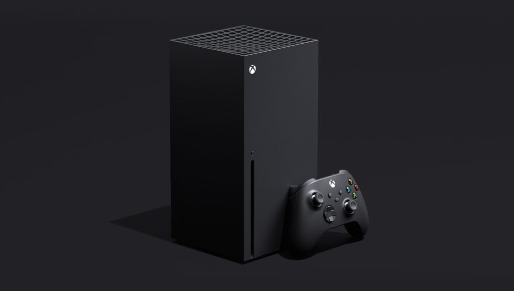 Xbox Series X Gaming Tower von Microsoft