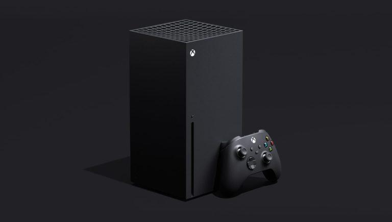 Xbox Series X Gaming Tower von Microsoft