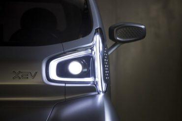 XEV YOYO 3D-Elektroauto