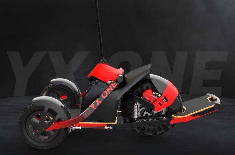 YX ONE - All-Terrain Elektro-Board