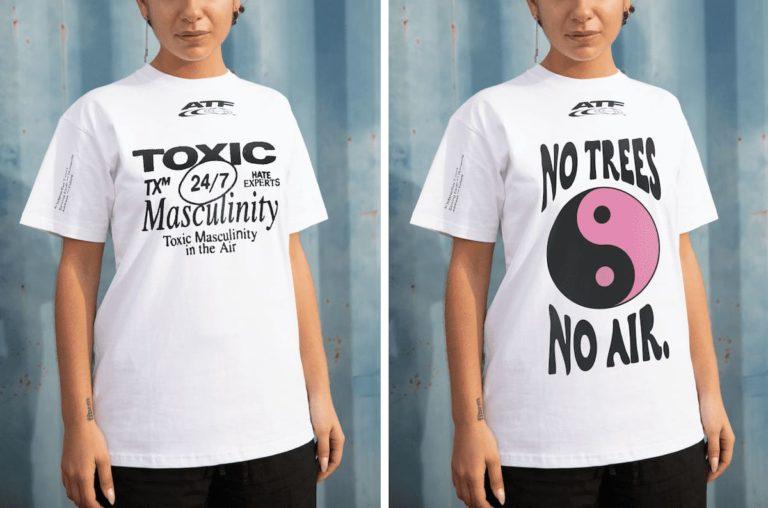 The Last Statement T-Shirt mit AR-Technologie