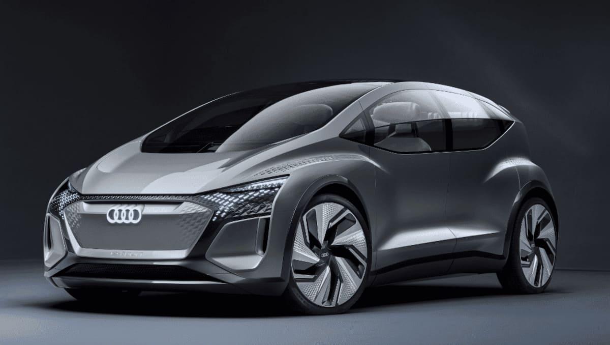 Audi AI:ME Konzeptauto