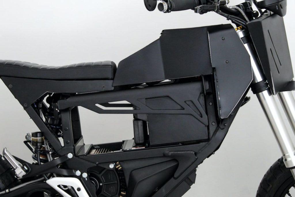 Droog Morphs E-Fighter Details